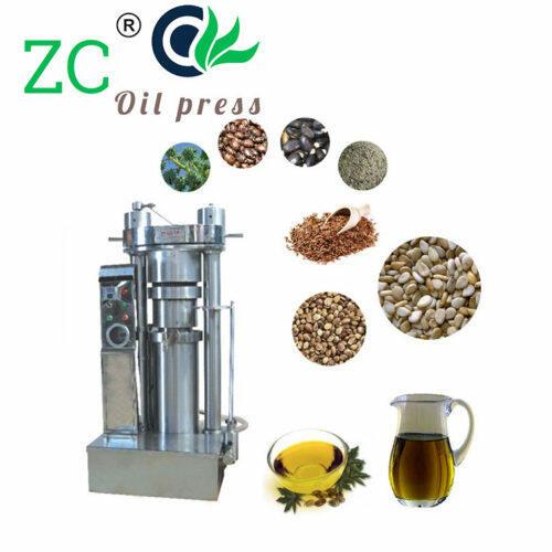 sesame seed oil press