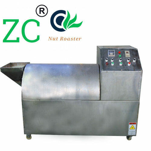stainless steel sesame roaster