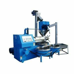 cold pressed oil press machine