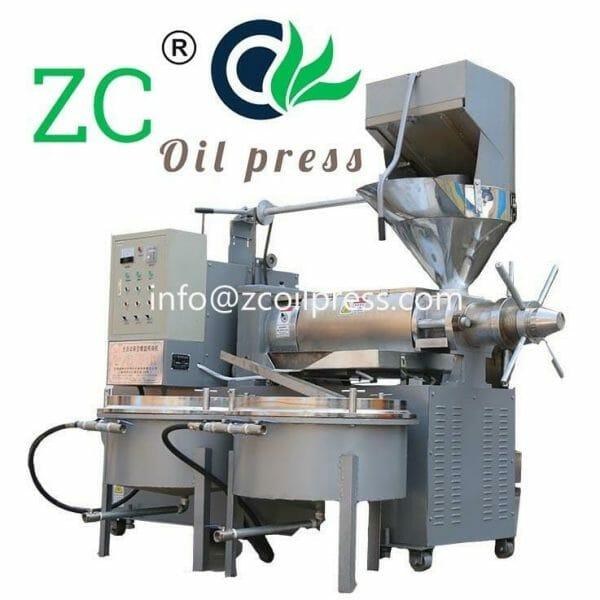cold oil press