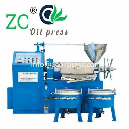 sesame oil hot press machine