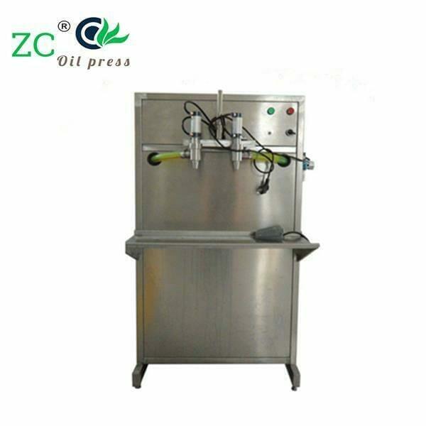 small edible oil filling machine