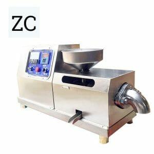 Mini Peanut Oil Press