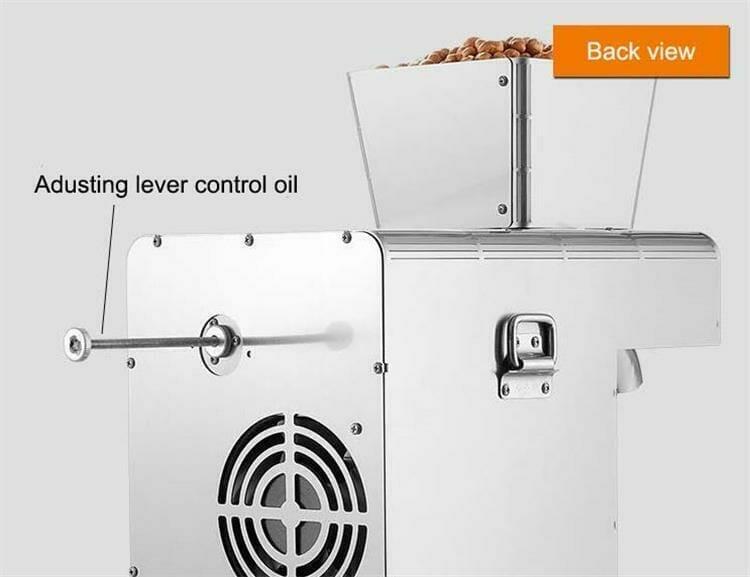 10kg Home peanut oil press