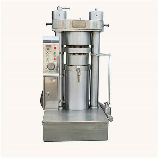 hydraulic oil press