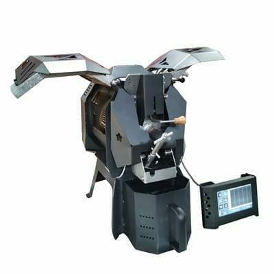 kaleido electric 300g lab roaster
