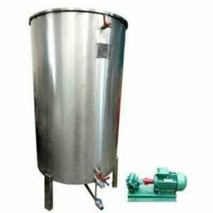 sesame oil storage tank