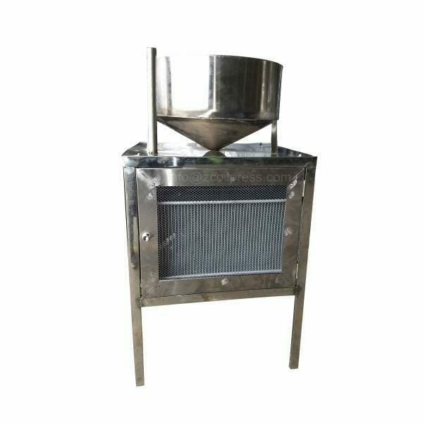 edible oil cooling machine