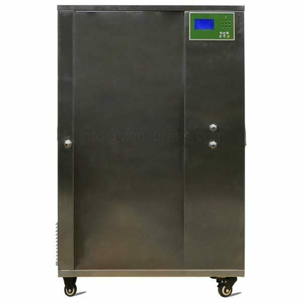 Aflatoxins Removal Machine