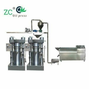 linseed oil extracion machine