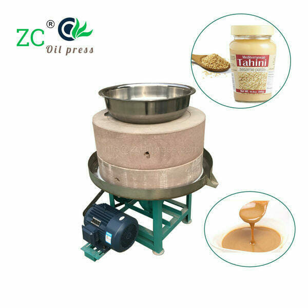 electric stone mill grinder