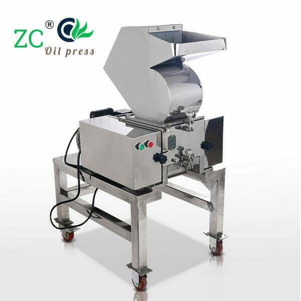 cocoa press cake pulverizer