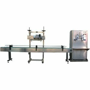 edible oil bottle filling capping machine