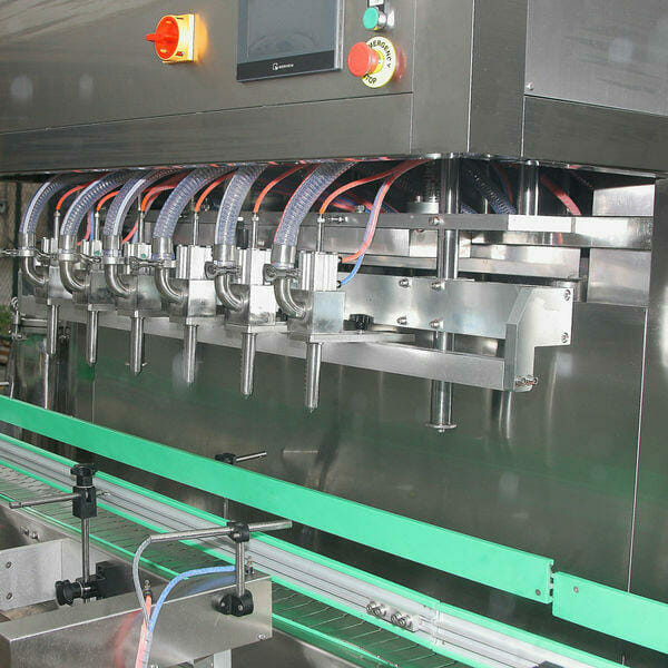cooking oil packaging equipment