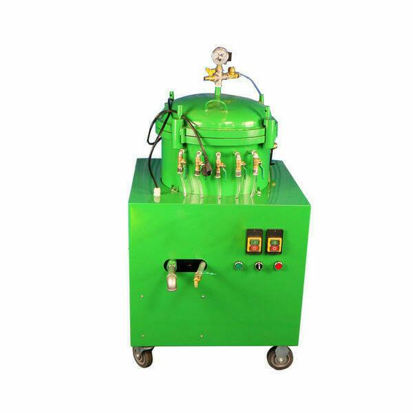 small oil filter press machine